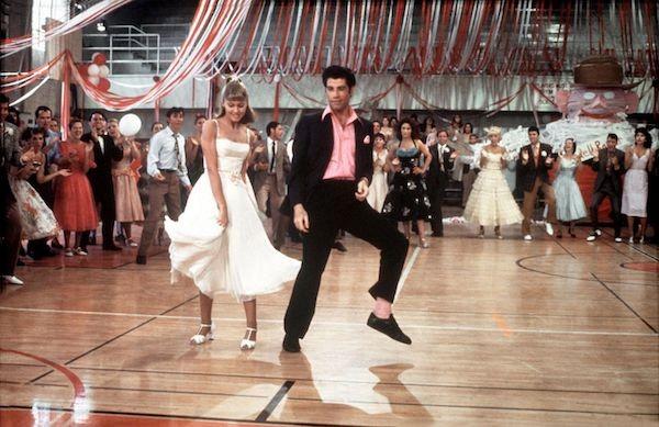 Olivia Newton-John and John Travolta in Grease (Photo: Paramount)