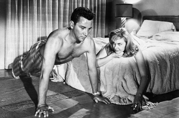 Cameron Mitchell and Joanne Woodward in No Down Payment (Photo: Twilight Time)