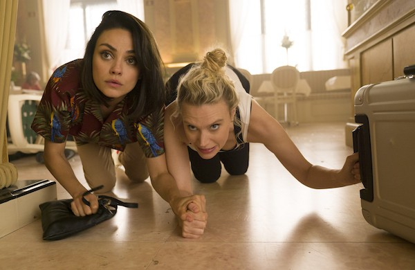 Mila Kunis and Kate McKinnon in The Spy Who Dumped Me (Photo: Lionsgate)