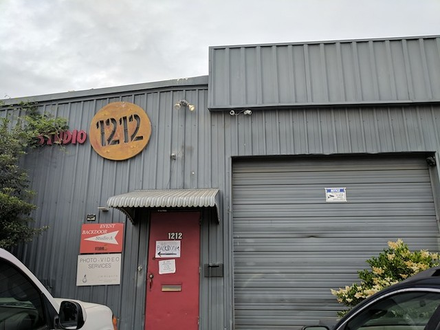 Simthong hosted multiple events at Studio 1212 and says she was harassed by its owner, Jim McGuire. (Photo by Ryan Pitkin)