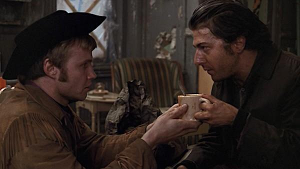 Jon Voight and Dustin Hoffman in Midnight Cowboy (Photo: Criterion)