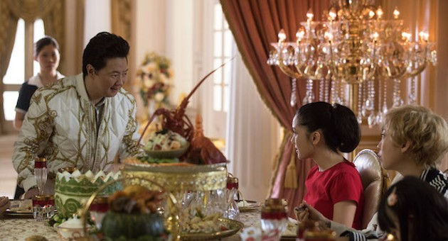 <i>Crazy Rich Asians</i>: Fifty Shades of Cray