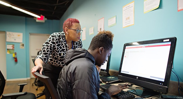 Local Center Provides Pathways to Stability for Homeless Youth