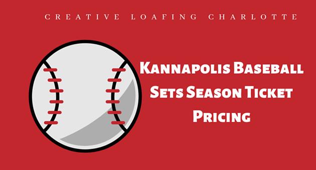 Kannapolis Baseball Sets Season Ticket Pricing