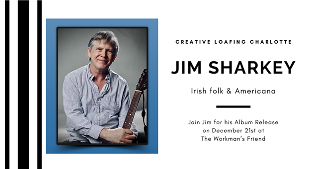 """""""A Lovely Day"""" - New Album From Local Musician, Jim Sharkey"""