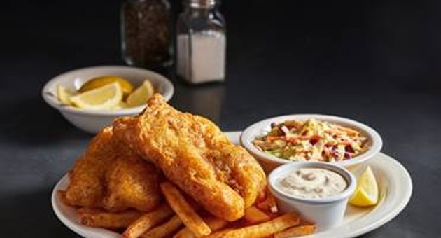 Get Hooked on Fish Fry Friday at Metro Diner