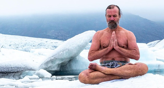 WIM HOF - THE ICEMAN: How To Master Your Human Potential