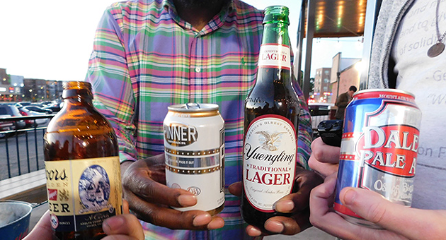 What To Drink When You're Boozing on a Budget