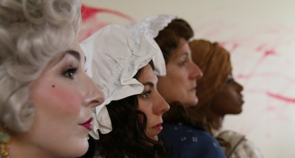 PaperHouse Theatre's Cutting Comedy Asks, 'What About the Women?'