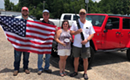 Alabama Ford Dealership is giving away Bible, 12-gauge, and American flag with vehicle purchase