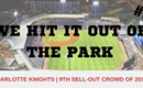 Charlotte Knights: 9th sell-out crowd of the season