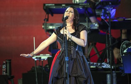 Evanescence, Stirling, PNC Music Pavilion, 7/20/2018