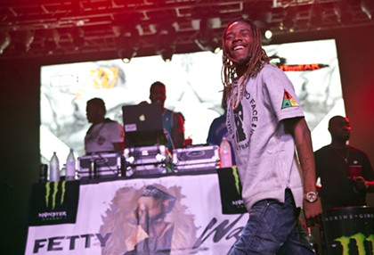 Fetty Wap @ The Fillmore, 3/18/2016