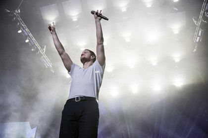 Imagine Dragons, Spectrum Center, 11/8/2017
