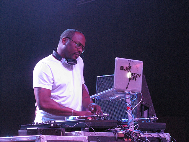 DJ Jazzy Jeff (Photo by Dopefish)
