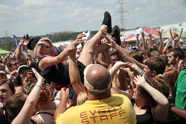 Vans Warped Tour (Photo by Jeff Hahne)