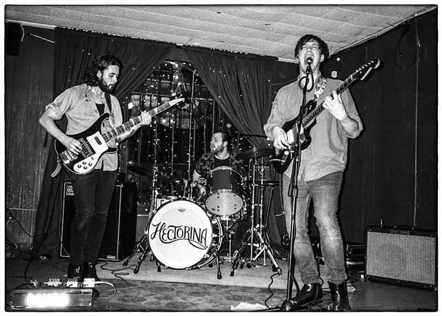 Hectorina, one of the acts playing at Yeah Fest. (Photo by Jeff Howlett)