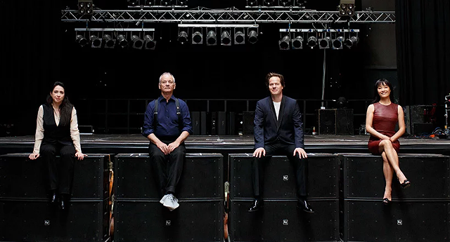 Bill Murray, Jan Vogler & Friends. (Photo Courtesy of Blumenthal Arts)