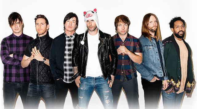 (Photo Courtesy of Maroon 5)