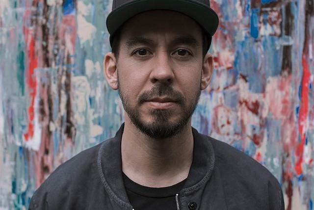 Mike Shinoda (Photo by Frank Maddocks)