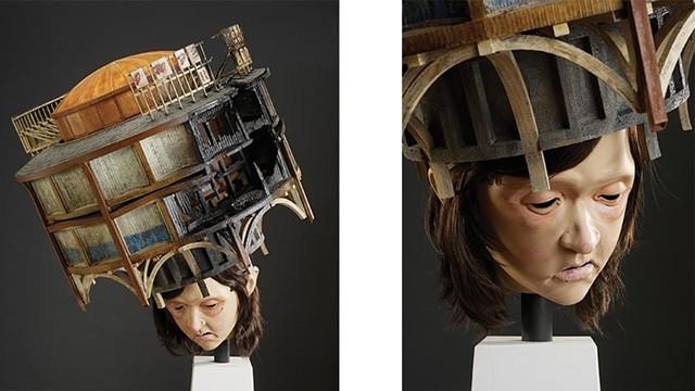 Dustin Farnsworth sculpture.