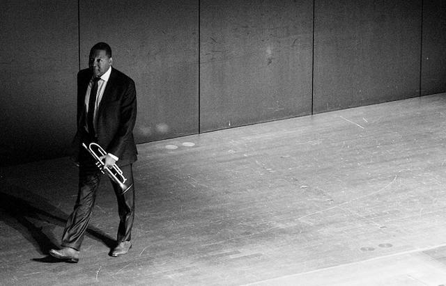 Wynton Marsalis (Photo by Luigi Beverelli)