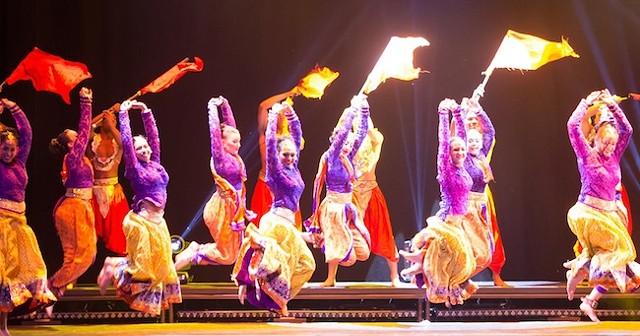 Mystic India (Photo courtesy of AATMA Performing Arts Dance Company)