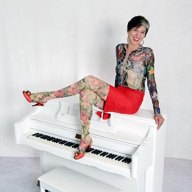 Marcia Ball (Photo courtesy of Cascade Blues Association)