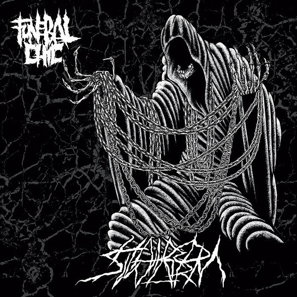 Funeral Chic's 'Hatred Swarm' cover.