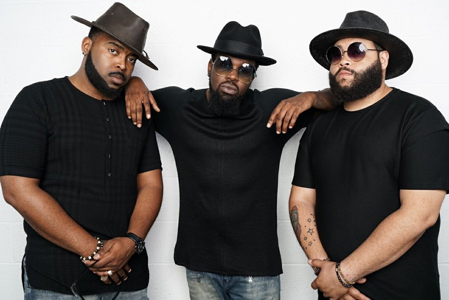 "The Hamiltones will unveil selections from their new holiday album during this year's ""A Soulful Noel."" (Photo courtesy of the Hamiltones)"