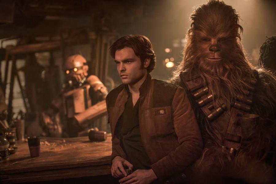 Alden Ehrenreich in Solo: A Star Wars Story (Photo: Disney)