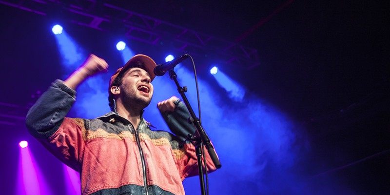 Bleachers rocks The Fillmore for a good cause
