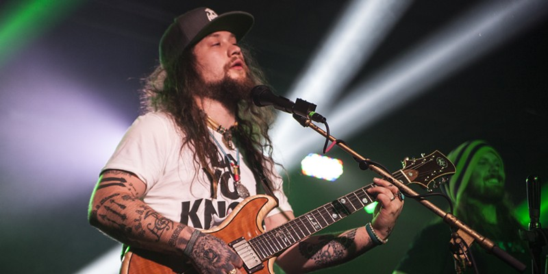 Twiddle kicks out the jams at The Underground