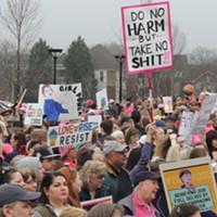Women's March on Charlotte