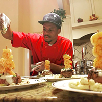 Charlotte Chef Chris McLean Caters to Celebs and Loves a Good Cheeseburger