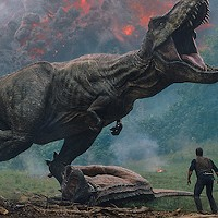 Jurassic World: Fallen and can't get up