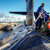 Charlotte Native Serves aboard U.S. Navy Submarine