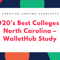 2020's Best Colleges in North Carolina – WalletHub Study