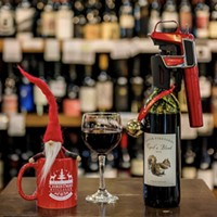 Wine O'Clock — Visit the Coravin Wine Bar at the Charlotte Christmas Village (2)