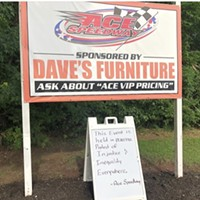 NC Speedway defies Phase 2 restrictions, calls Saturday's race a 'peaceful protest'