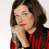 Paula Poundstone performs at Knight Theater on July 11.