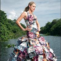 Opera Carolina's Eco-Dress
