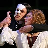 The Phantom of the Opera at CPCC's Halton Theater.