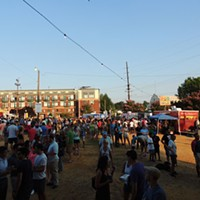 The five-year proliferation of Charlotte's food truck scene didn't come without struggle