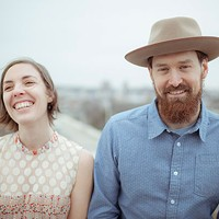 The Honey Dewdrops perform at The Evening Muse on June 8.