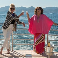 Joanna Lumley and Jennifer Saunders in Absolutely Fabulous: The Movie. (Photo: Fox Searchlight)