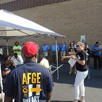 Union members launch largest organized labor mobilization in state history