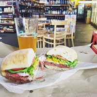 Rhino Market and Deli stays on point