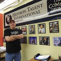 Brian Heffron Has Kept Charlotteans Laughing for Decades, They Just Don't Know It