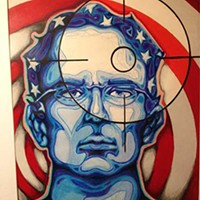 Mark Doepker Talks About His Art, Politics and Racist Haters
